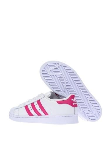 adidas adidas Superstar Foundatıon El C Yürüyüş Ayakkabısı Beyaz